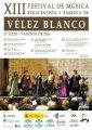 Festival de Música Renacentista y Barroca.